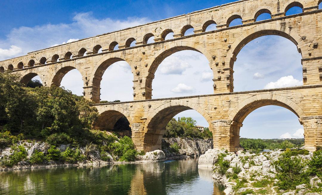 Visite du site du pont du gard lanuejols site officiel de la commune - Office de tourisme du pont du gard ...