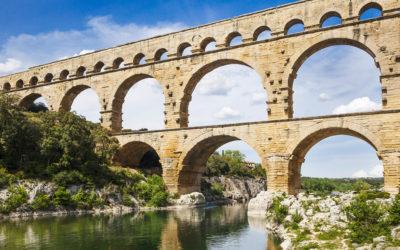 Visite du site du Pont du Gard