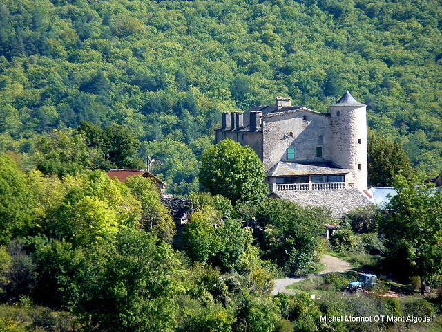 Le Château d'Espinassous