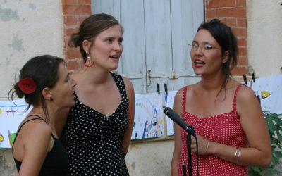 Trio Ikori – Chants traditionnels des Balkans