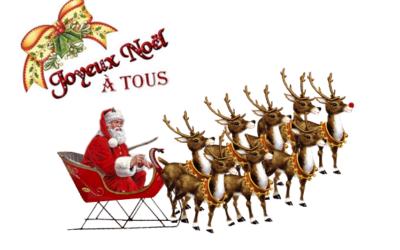 Spectacle et goûter de Noël