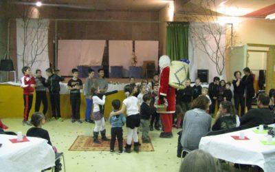 Spectacle et goûter de Noël des enfants