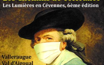 Les Chemins de Tolérance, 6ème Edition
