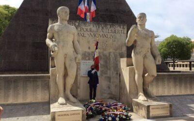 Mémorial Gardois de la Déportation à Nîmes